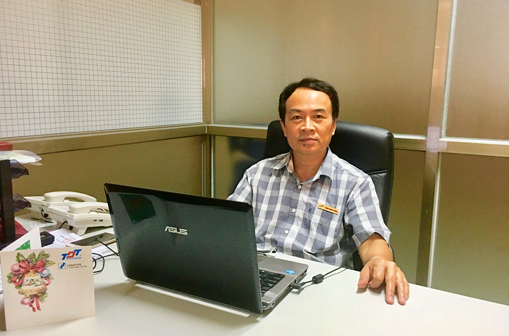 An expert of Ton Duc Thang University was honored by the publisher Elsevier