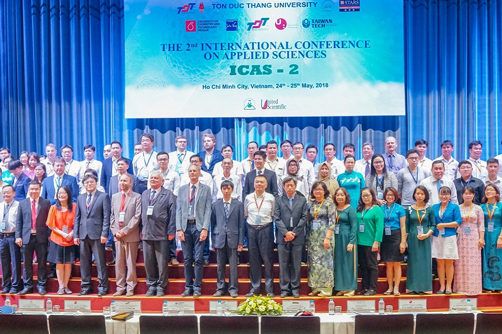The 2nd International Conference on Applied Sciences | Ton