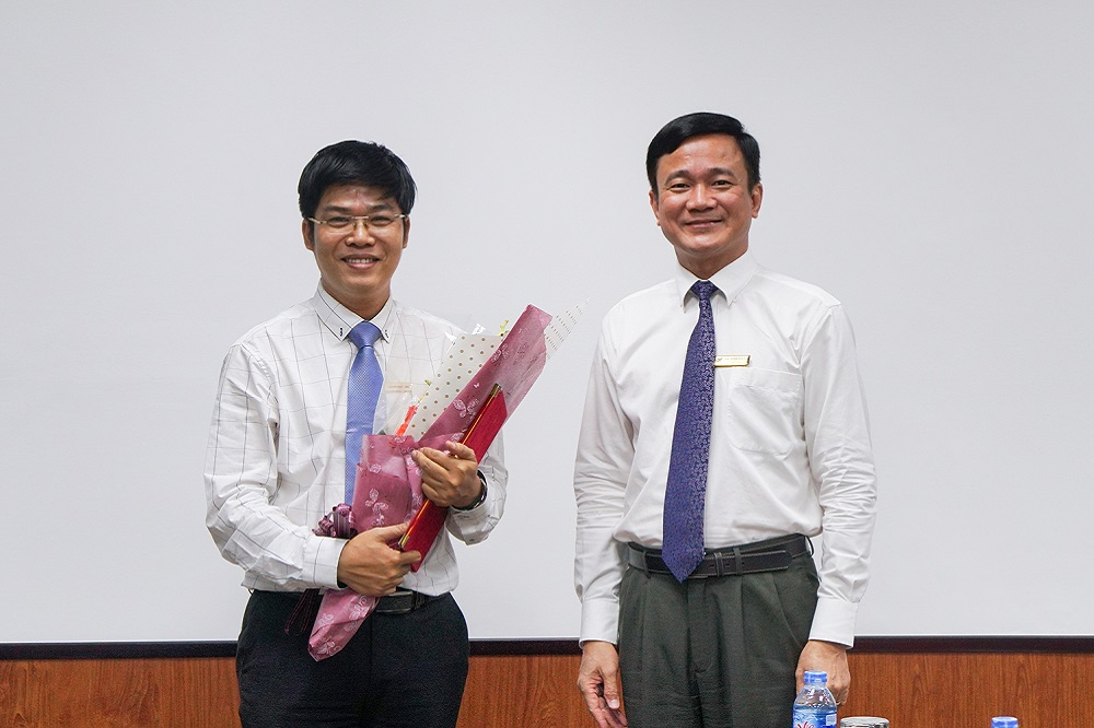 Announcement of Appointment of Vice President of Ton Duc Thang University