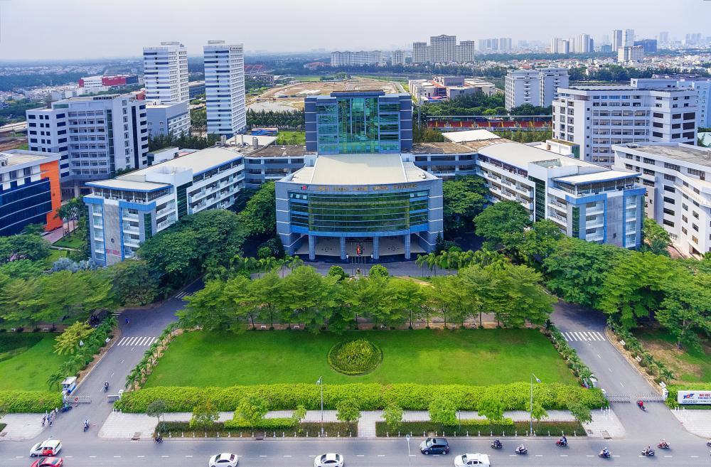 Đại học Tôn Đức Thắng TP. Hồ Chí Minh được vinh danh | Đại học Tôn Đức Thắng